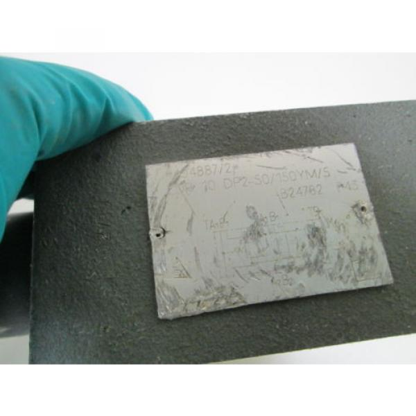 REXROTH HYDRUALIC VALVE ZDR10DP2-50/150YM/5 Origin NO BOX #2 image