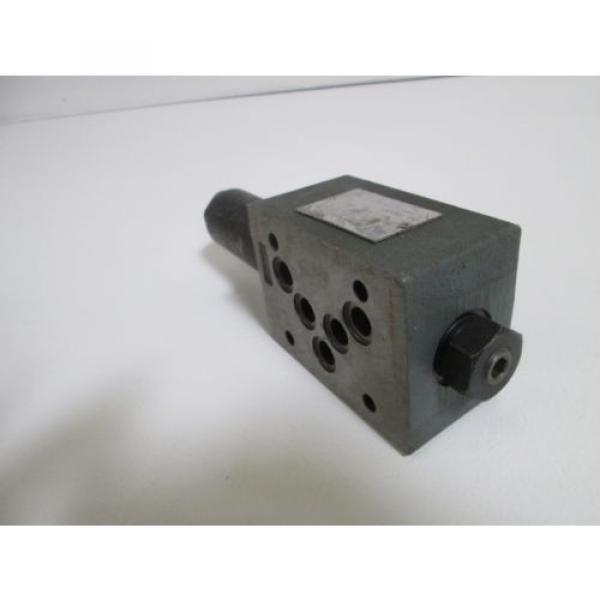 REXROTH HYDRUALIC VALVE ZDR10DP2-50/150YM/5 Origin NO BOX #4 image