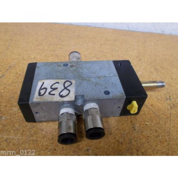 Rexroth PS-031010-01355 Solenoid Valve 150PSI Used #4 image