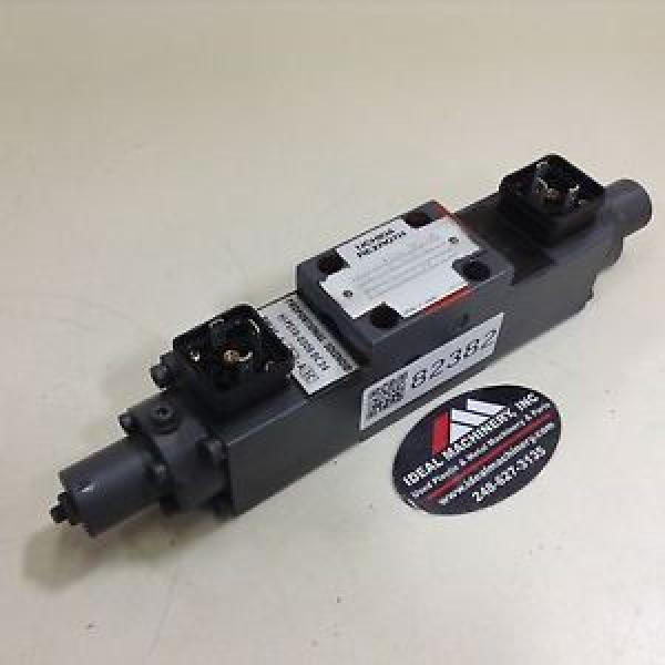 Rexroth Porportional Solenoid Valve 4WRZ16W150-A0/6A24NZ4/M-989-3 Used #82382 #1 image