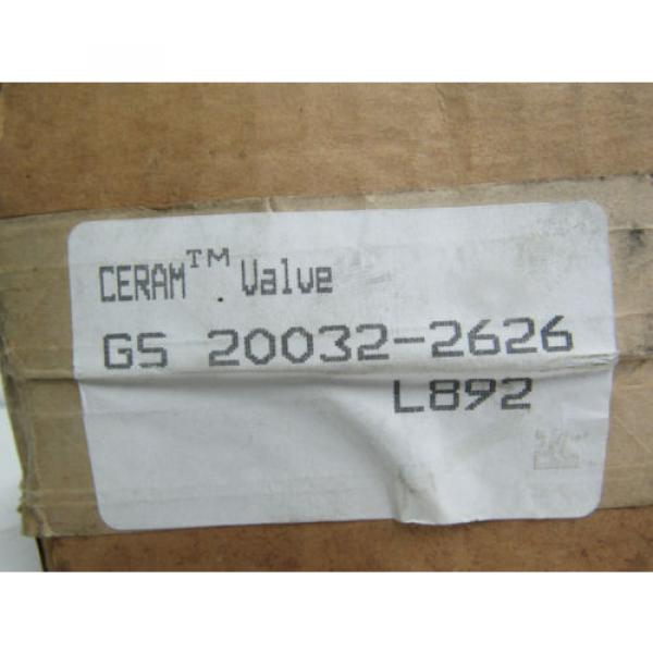 REXROTH GS20032-2626 CERAM PNEUMATIC SOLENOID VALVE 150PSI NIB #3 image