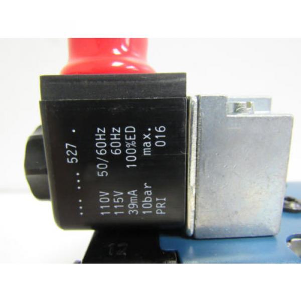 REXROTH GS20032-2626 CERAM PNEUMATIC SOLENOID VALVE 150PSI NIB #5 image