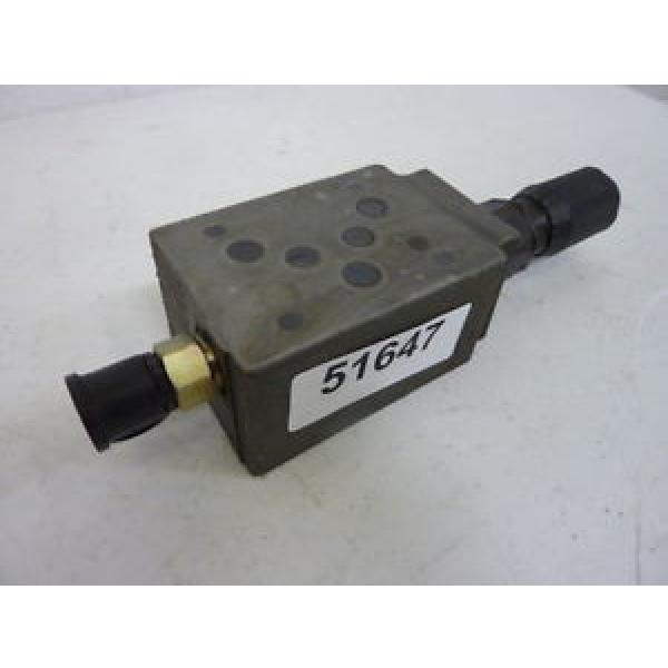Rexroth Directional Valve zdr10vp7-31/200ym/12 Used #51647 #1 image