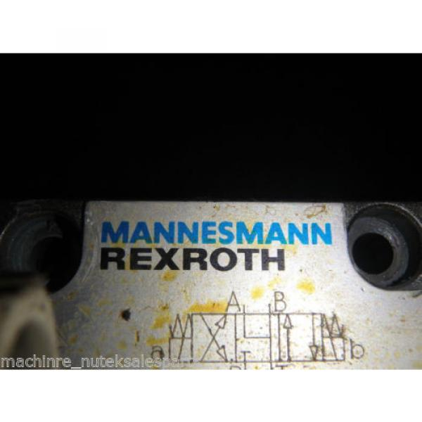 Rexroth Directional Control Valve 4WE6J53/AG24NZ4 #7 image