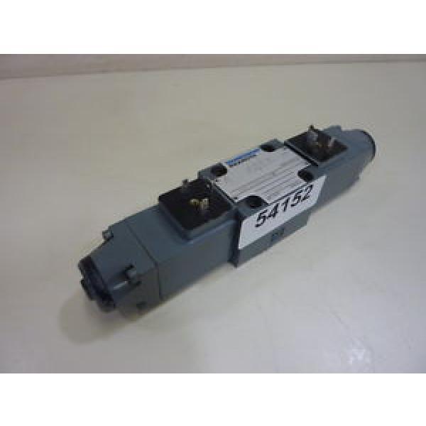 Mannesmann Rexroth Valve 4WE6W53/AG2NKZ4 Used #54152 #1 image