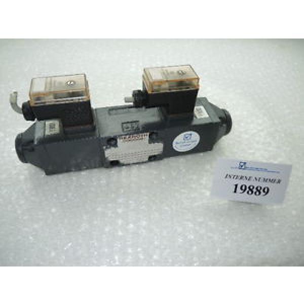 4/3 way valve Rexroth  4WE 6 J52/BG24NZ4, Ferromatik injection molding #1 image