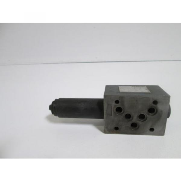 REXROTH HYDRUALIC VALVE ZDR10DP2-52/150YM/12 USED #1 image