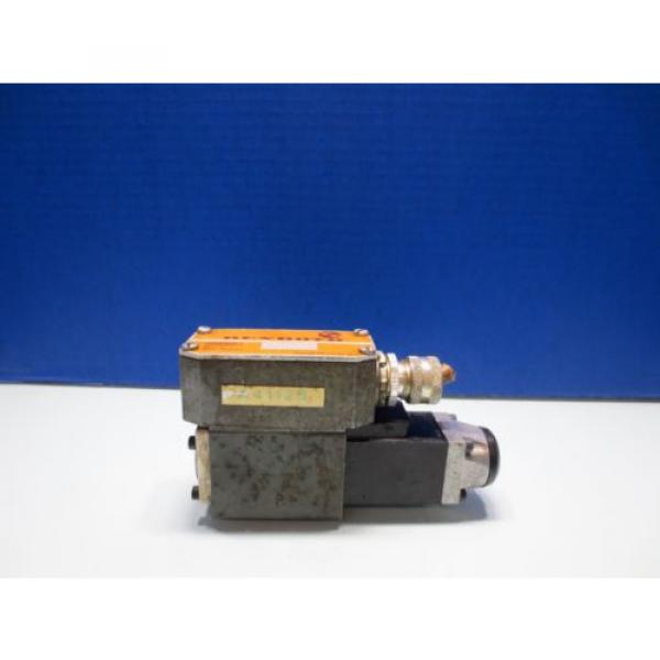 REXROTH SOLENOID VALVE 3WE6B5X/AND/5 #1 image