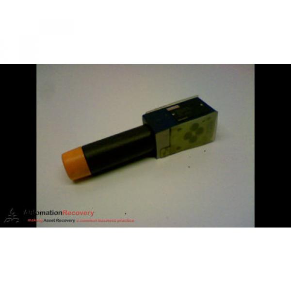 REXROTH R900410849 PRESSURE CONTROL VALVE, Origin #172172 #1 image