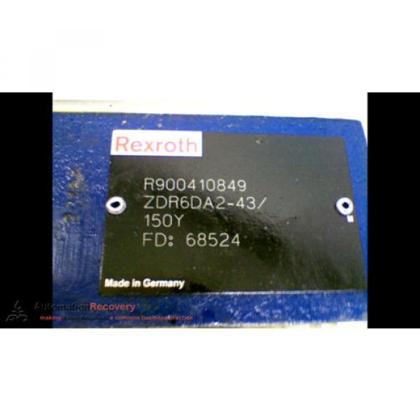 REXROTH R900410849 PRESSURE CONTROL VALVE, Origin #172172 #3 image