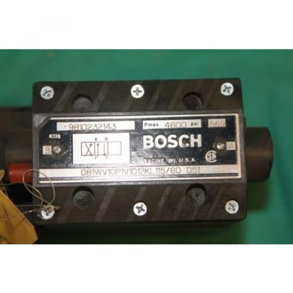 Bosch Rexroth Valve 9810232143 081WV10P1V1012KL #3 image