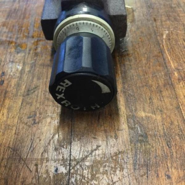 REXROTH 2FRM 6B76-21/30M FLOW CONTROL VALVE Germany #2 image