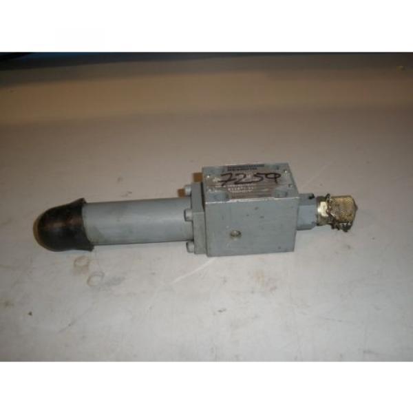 Rexroth Hydraulic Pressure Reducing Valve DR6DP2-42/75YM #1 image