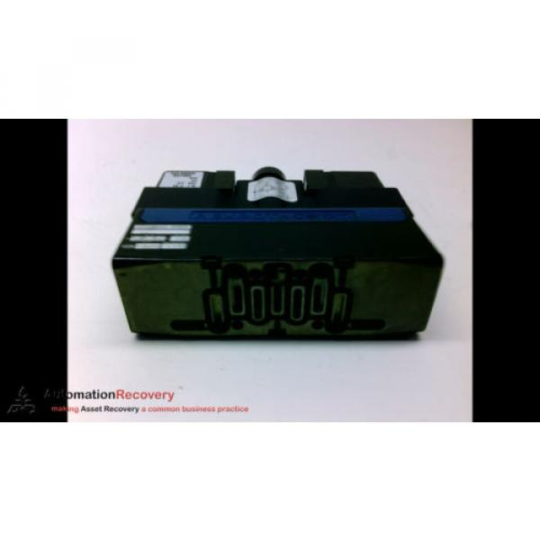 REXROTH GT10042-0909 DOUBLE SOLENOID VALVE, 24VDC, VA27W, SEE DESC #194100 #2 image