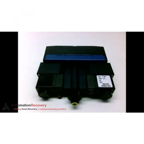 REXROTH GT10042-0909 DOUBLE SOLENOID VALVE, 24VDC, VA27W, SEE DESC #194100 #4 image