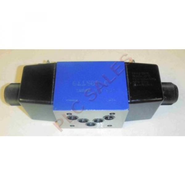 REXROTH R900594948 Two-Way Directional Spool Valve Model 4WE10D33/OFCW110N9K4 #2 image