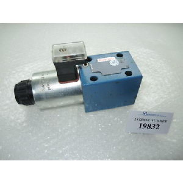 4/2 way valve Rexroth  5-4WE 10 G41A33/CG24N9K4, Arburg injection molding #1 image