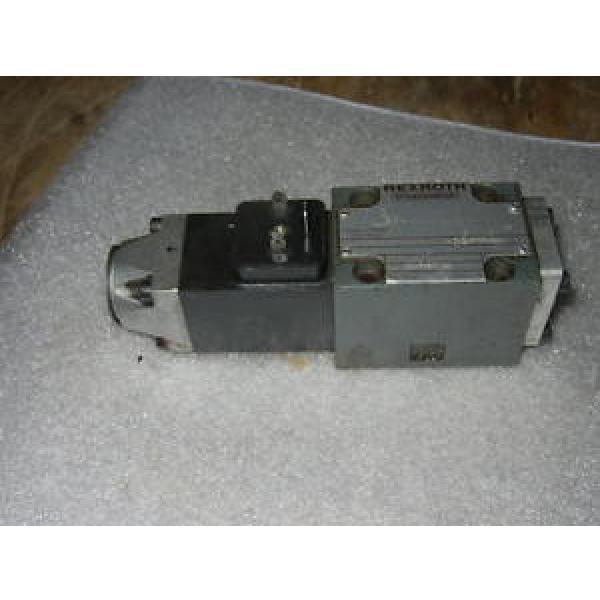 Rexroth 4WE6C52/A Hydraulikventil Valve #1 image