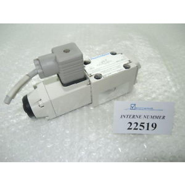 4/2 way valve SN 2569914, Rexroth  4WE 6 D5X/AG24NZ4, Krauss Maffei spares #1 image