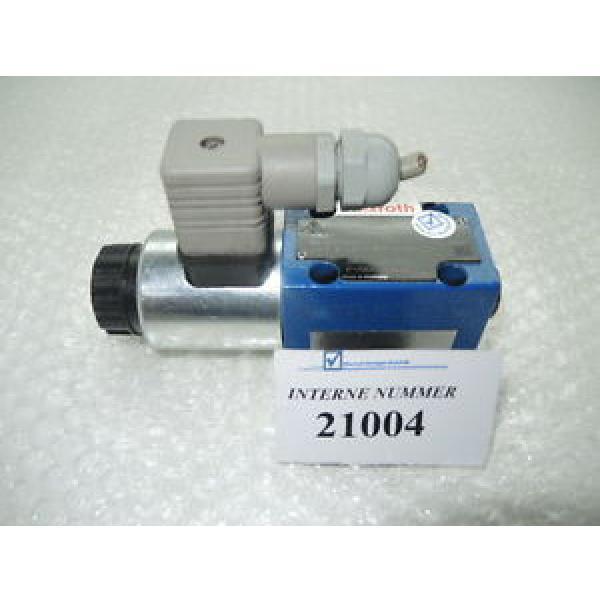 4/2 way valve Rexroth  4WE 6 UA62/EG24N9K4, Engel injection molding machines #1 image