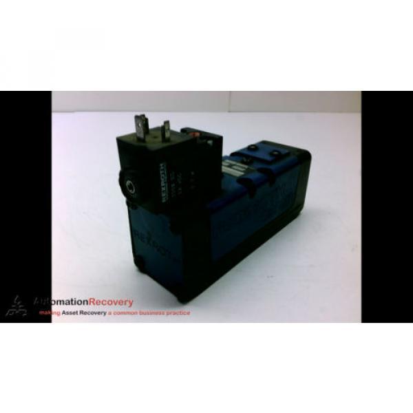 REXROTH GS20061-3940 CERAMIC PNEUMATIC VALVE, 150 PSI, 2/10BAR #5 image