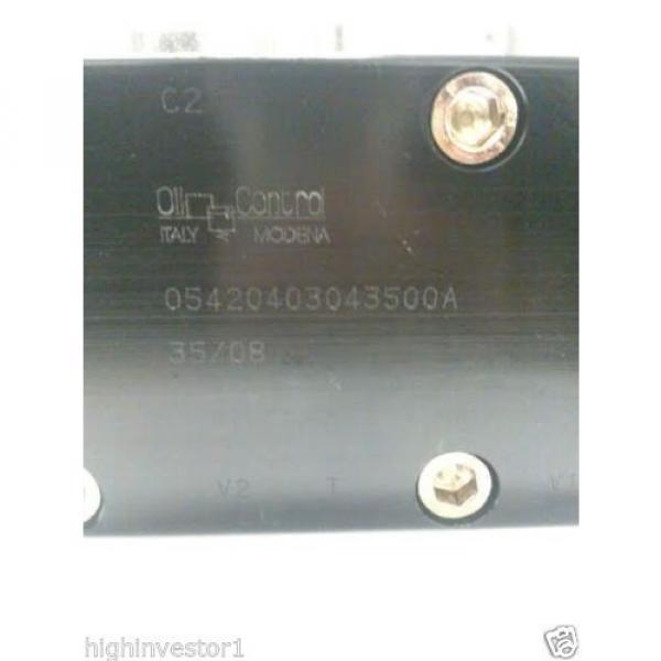 Bosch Rexroth R930001733  Hydraulic Cartridge Valve / Oil Control 05416210053500 #2 image