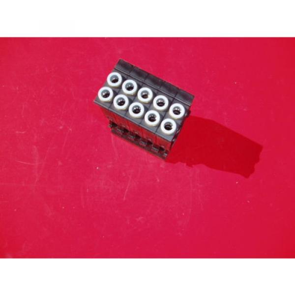 Rexroth Bosch VTS-HF 03 Pneumatic Valve Block Extension - NOS #1 image