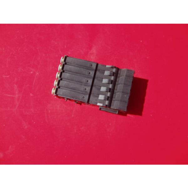 Rexroth Bosch VTS-HF 03 Pneumatic Valve Block Extension - NOS #2 image