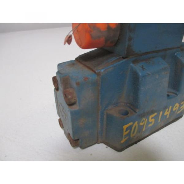 REXROTH DRC 5-52/50YV SO177 VALVE USED #2 image