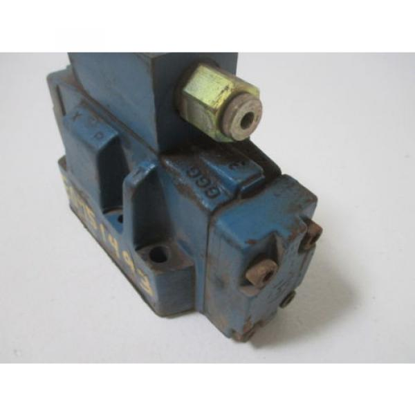 REXROTH DRC 5-52/50YV SO177 VALVE USED #3 image