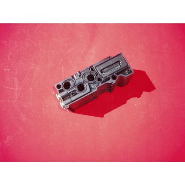 Rexroth Bosch VTS-HF 03 Pneumatic Valve Block Extension - NOS #4 image