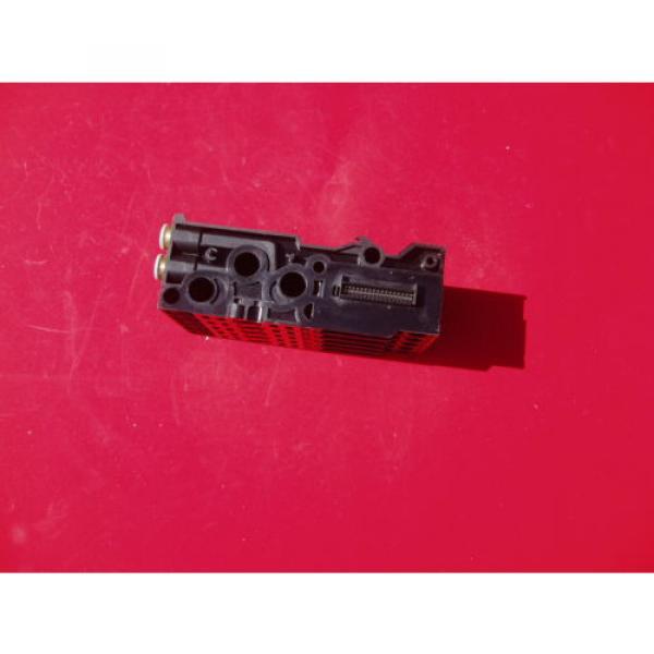 Rexroth Bosch VTS-HF 03 Pneumatic Valve Block Extension - NOS #5 image
