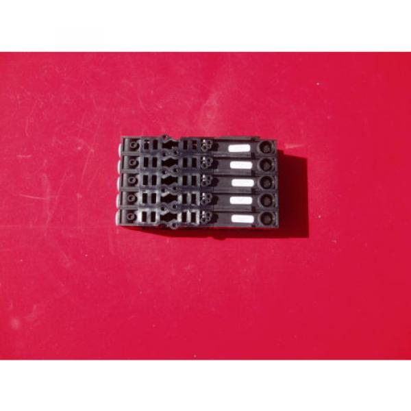 Rexroth Bosch VTS-HF 03 Pneumatic Valve Block Extension - NOS #7 image