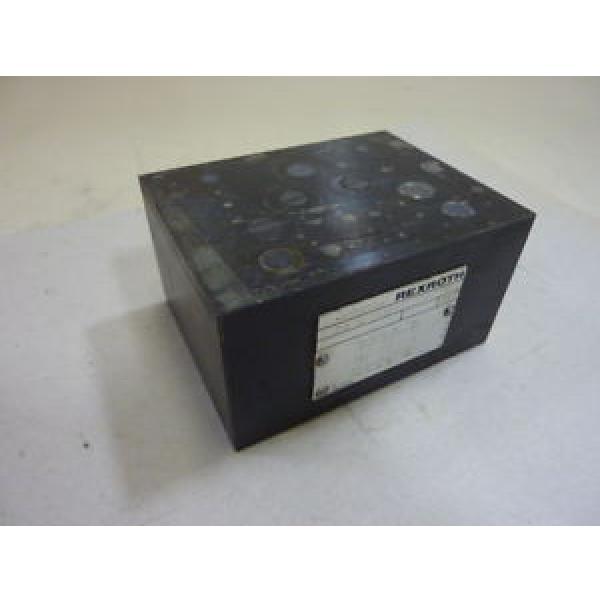 Rexroth Check Valve Z1S10T1-32/V Used #63916 #1 image
