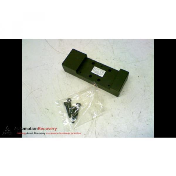 REXROTH 2611090600 VALVE BLANKING PLATE, Origin #169550 #3 image