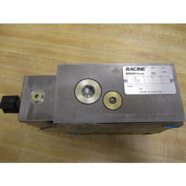 Rexroth Bosch Group FE3 PAAE M06S 71 Valve - Used #3 image