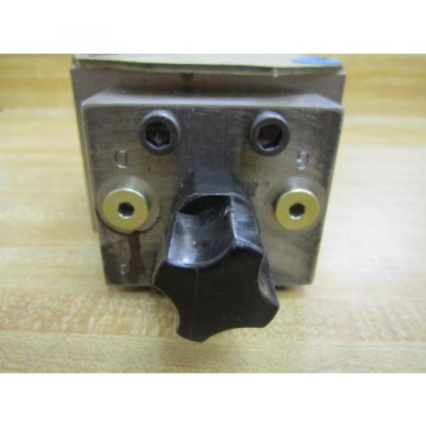 Rexroth Bosch Group FE3 PAAE M06S 71 Valve - Used #5 image