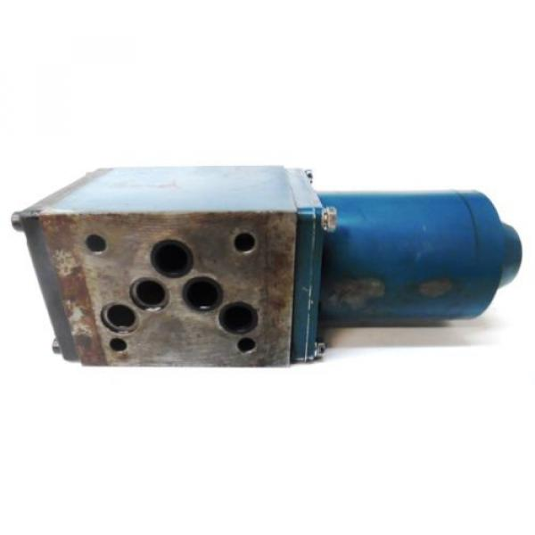 REXROTH, DIRECTIONAL VALVE, 4WE10D32, HYDRONORMA, SOLENOID VALVE, GL62-4-A 366 #4 image