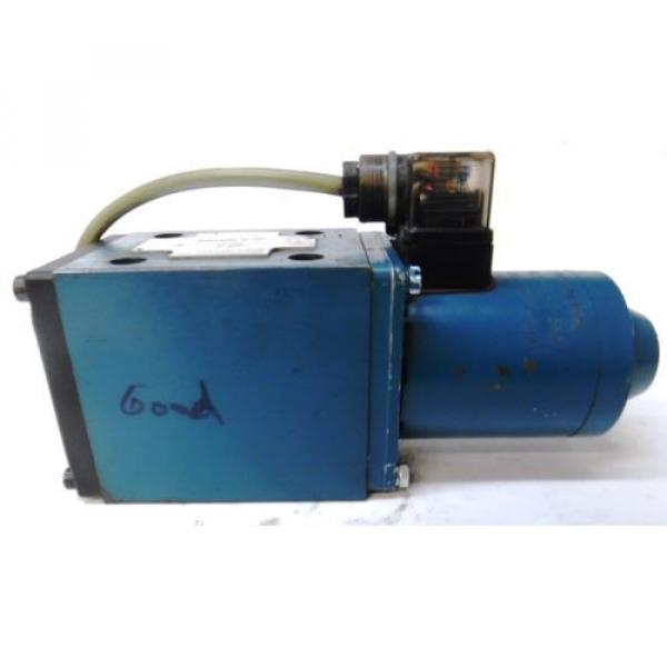 REXROTH, DIRECTIONAL VALVE, 4WE10D32, HYDRONORMA, SOLENOID VALVE, GL62-4-A 366 #5 image