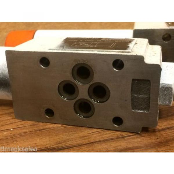Mannesmann Rexroth ZDR 6 DP2-43/150-120YM Direct Actuated Pressure Reducer Valve #10 image