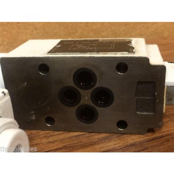 Mannesmann Rexroth ZDR 6 DP2-43/150-120YM Direct Actuated Pressure Reducer Valve #11 image