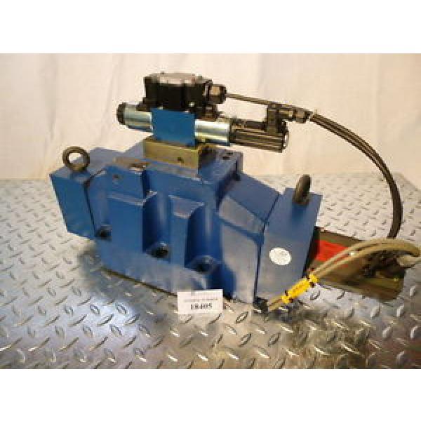 Hydraulic valve Rexroth Nr 4WRTE35R5-1000L-41/6EG24TK31, 4WRTE-42/M #1 image