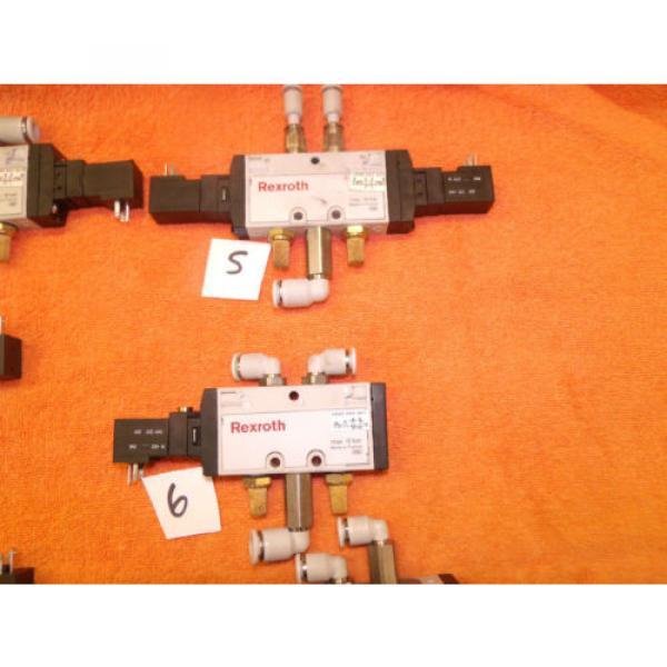 REXROTH PNEUMATIC CONTROL VALVE DIRECTIONAL choose of 8, 0820 061 001 #3 image