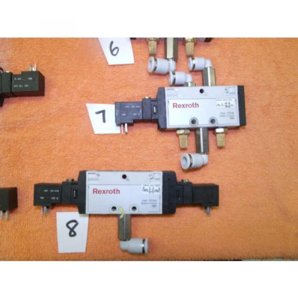 REXROTH PNEUMATIC CONTROL VALVE DIRECTIONAL choose of 8, 0820 061 001 #5 image