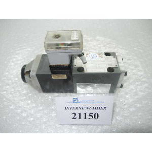 4/2 way valve SN 45787, Rexroth  4WE6D52/BG24NK4, Arburg used spare parts #1 image