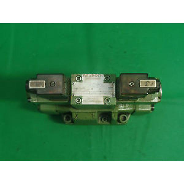 REXROTH  HYDRAULIKVENTIL  4WE6-J52/AG24Z4 HYDRAULIC VALVE 4WEH-16-G60/6AG24S2Z4 #1 image