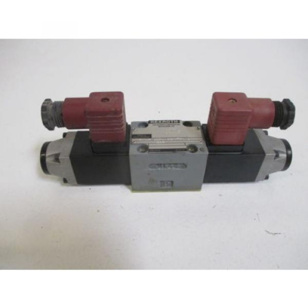 REXROTH 4WE6Q51/AW12C/60N9Z45 DIRECTIONAL VALVE Origin NO BOX #1 image