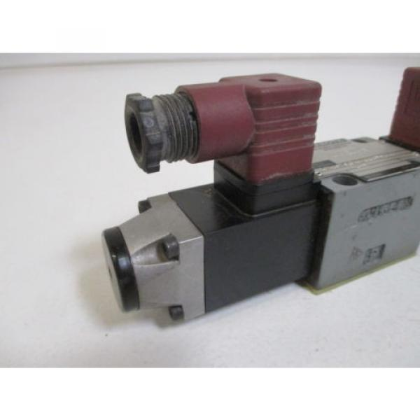 REXROTH 4WE6Q51/AW12C/60N9Z45 DIRECTIONAL VALVE Origin NO BOX #2 image