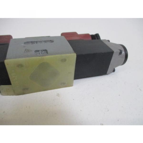 REXROTH 4WE6Q51/AW12C/60N9Z45 DIRECTIONAL VALVE Origin NO BOX #3 image