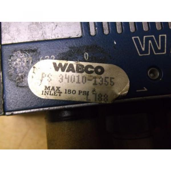 Wabco PS 34010-1355 Rexroth Pneumatic Valve FREE SHIPPING #2 image